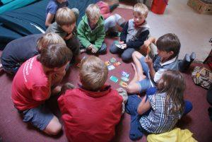 Children at Convergence